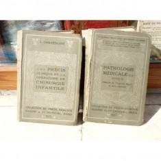 Precis Clinique et Operatoire , Chirurgie Infantile , L. Ombredanne , 1925