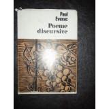 POEME DISCURSIVE - PAUL EVERAC