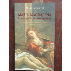MARIA MAGDALENA IN EVANGHELII SI TEXTE APOCRIFE - Carti Crestinism