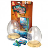 Set Acvariu Aqua Dragons Jurassic Time Travel EGGspress World Alive W4005 - Jocuri Stiinte