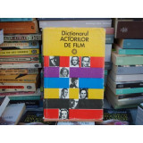 Dictionarul actorilor de film , Napoleon Toma Iancu , 1977