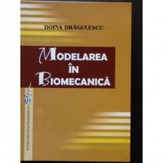 Modelarea in biomecanica - Doina Dragulescu.