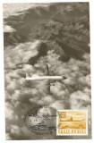 No(2)ilustrata maxima-Tarom 40 de ani de la infnfiintare, Romania de la 1950, Canotaj
