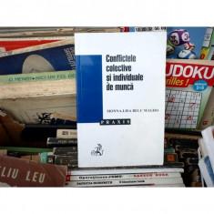 CONFLICTELE COLECTIVE SI INDIVIDUALE DE MUNCA, Monna-Lisa Belu Magdo, 2001 - Carte Resurse umane