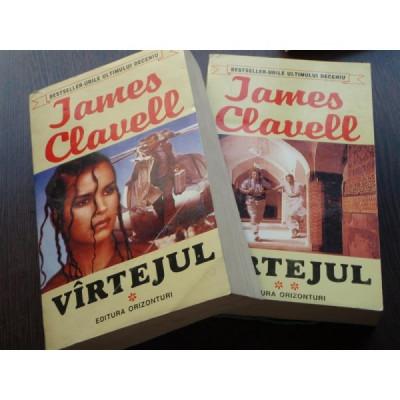 VIRTEJUL - JAMES CLAVELL 2 VOLUME foto