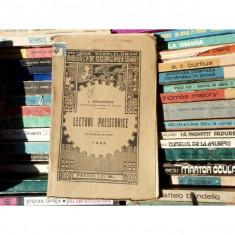 Lecturi Geografice, F. America de sud, I. Simionescu - Carte Geografie