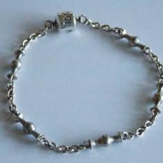 Bratara Pandora din argint -591704 -5 clip station -83 - Bratara argint