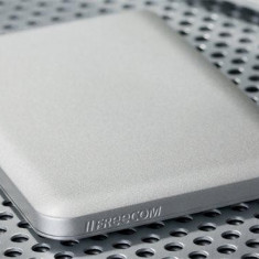 SSD extern Freecom 256GB USB 3.0 & Mobile Drive Mg& argintiu