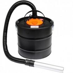 Aspirator de cenusa cu filtru Hepa, Vorel 72928, capacitate 18 L, 800 W - Aspirator cu sac