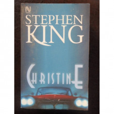 CHRISTINE - STEPHEN KING - Carte de aventura