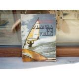 Plansa cu vela , Agripa Popescu , 1990