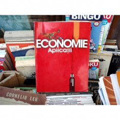 ECONOMIE APLICATII, Coralia Angelescu, 2003 - Carte Management