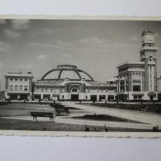 Carte postala Ploiesti 1936 - Carte Postala Muntenia dupa 1918, Circulata, Printata