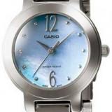 Casio LTP-1191A-2A ceas dama nou 100% original. Garantie, livrare rapida, Casual, Quartz, Inox, Otel, Rezistent la apa