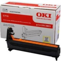 Tambur EP OKI galben| 15000pag | C710 - Cilindru imprimanta
