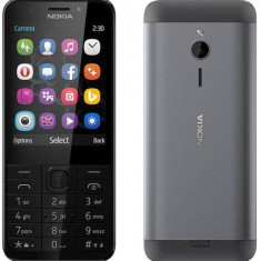 Telefon Nokia 230 Dual SIM Silver