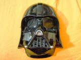 Masca Star Wars Darth Vader, pentru amuzament, petreceri, Marime universala, Negru