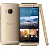 Smartphone HTC One M9 32GB 4G Amber Gold - Telefon HTC