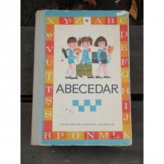 ABECEDAR 1968 - Carte Editie princeps