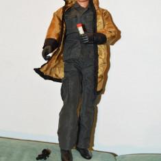 Papusa barbat Action Man, Spion Agentul oo7, 31cm, mobil din toate incheieturile