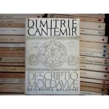 Descriptio Moldaviae, Dimitrie Cantemir - Istorie