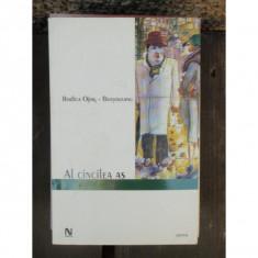 AL CINCILEA AS - RODICA OJOG BRASOVEANU - Foarfeca