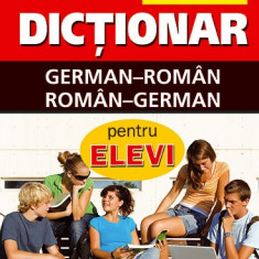 Dictionar german-roman si roman-german pentru elevi, Editura Teora
