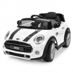 Masinuta Electrica Chipolino Mini Cooper Hatch White