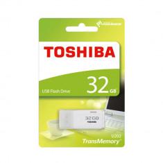 Stick Memorie Toshiba TransMemory 2.0 Alb 32 GB - Stick USB