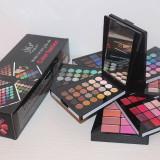 Trusa machiaj multifunctionala Make Up Kit Color Fashion 132 culori - Trusa make up