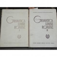 GRAMATICA LIMBII ROMANE, VOL.I-II - Carte educativa