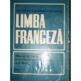 LIMBA FRANCEZA - MANUAL ANII III - IV