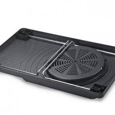 Stand notebook DeepCool 15.4' - plastic, fan, USB, black, dimensiuni 578.5X324.5X55.5mm, dimensiuni - Masa Laptop