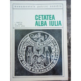 CETATEA ALBA IULIA - I. BERCIU
