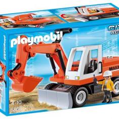 Excavator - Masinuta electrica copii Playmobil
