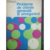 PROBLEME DE CHIMIE GENERALA SI ANORGANICA - M. IUSUT - Pompa
