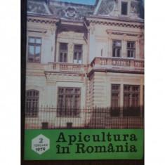 REVISTA APICULTURA IN ROMANIA NR.2/1979