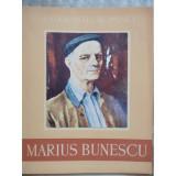 MARIUS BUNESCU - MAESTRII ARTEI ROMANESTI