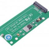 """Adaptor convertor SSD 12+6 pini Asus Zenbook UX31 UX21 la SATA 22 pini 2.5"""" - Adaptor interfata PC"""