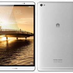Tabletă Huawei MediaPad M2 8.0 Full HD Wi-Fi 16GB, Silver (Android)