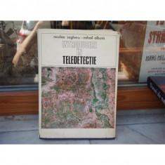 Introducere in teledetectie -contine autograful autorului , Nicolae Zegheru , 1979