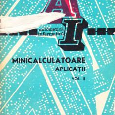 Gh. Dodescu - Minicalculatoare.AplicatiiVolumul II - 36260 - Carte despre internet