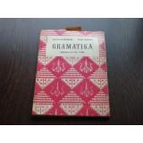 GRAMATICA IN LIMBA SLOVACA CLS.VII -A - SILVIA NITA ARMAS