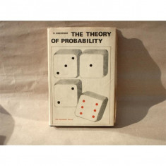 The Theory of Probility, B. V. Gnedenko, 1969