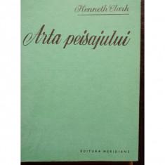 ARTA PEISAJULUI - KENNETH CLARCK - Carte Arhitectura