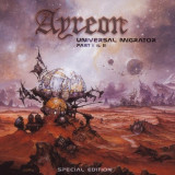 AYREON Universal Migrator 1+2 Special edition (2cd) - Muzica Rock