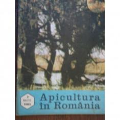 REVISTA APICULTURA IN ROMANIA NR.3/1983 - Karate