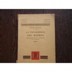 LA PATHOGENIE DES CEDEMES - PIERRE MAURIAC
