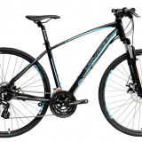 Bicicleta Devron Urbio K2.8 M 480/19 Dream NightPB Cod:216KM284869 - Bicicleta de oras, Numar viteze: 8