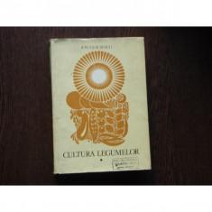 Cultura Legumelor , Ion Ceausescu